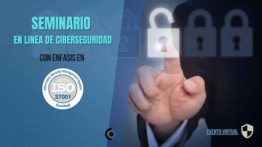 Seminario Ciberseguridad ISO27001
